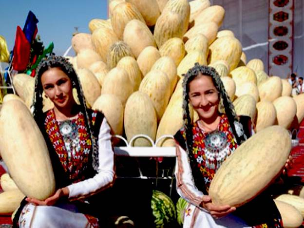 Картинки по запросу Turkmen Melon Day